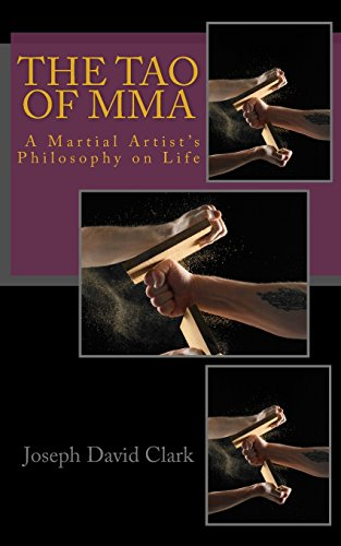 book The Tao of MMA A Martial Artist\'s Philosophy on Life