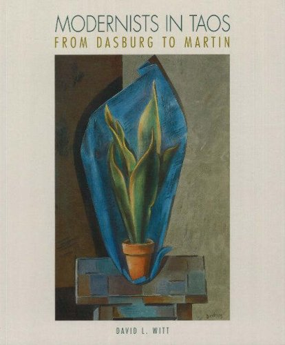 book Modernists in Taos: From Dasburg to Martin (Red Crane Art Series)