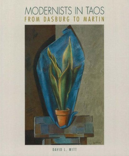 book Modernists in Taos: From Dasburg to Martin (Red Crane Art Series) by Witt, David L. (2002) Hardcover