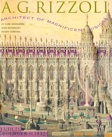 book A.G. Rizzoli: Architect of Magnificent Visions