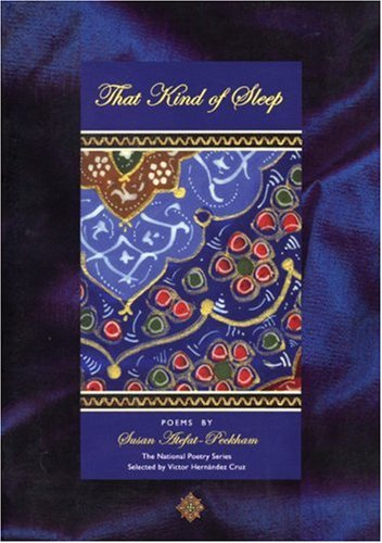 book That Kind of Sleep (National Poetry Series)