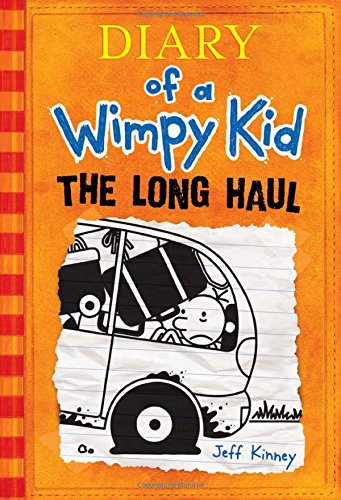 book Diary of a Wimpy Kid: The Long Haul