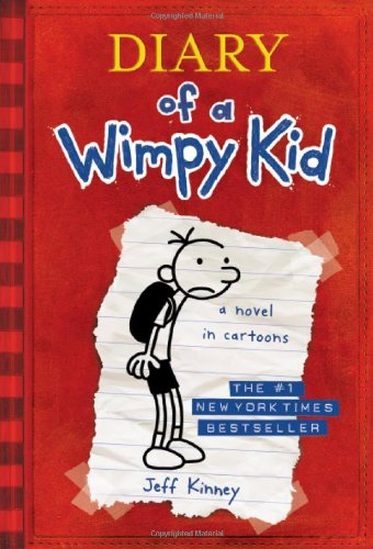 book Diary of a Wimpy Kid, Book 1