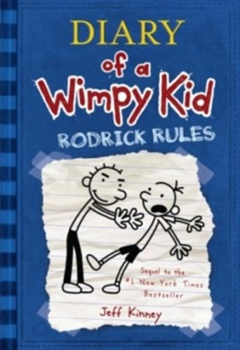 book Rodrick Rules (Diary of a Wimpy Kid, Book 2)