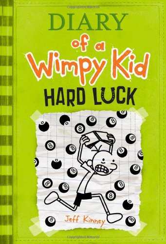 book Diary of a Wimpy Kid: Hard Luck, Book 8