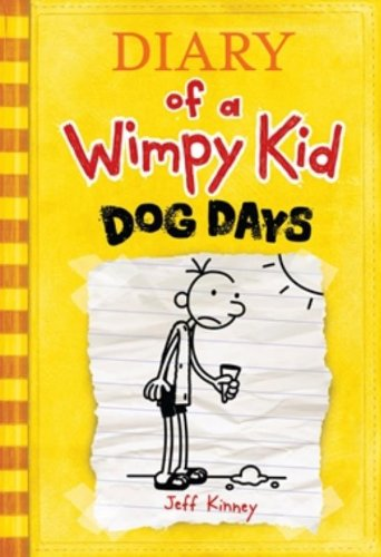 book Dog Days  (Diary of a Wimpy Kid, Book 4)