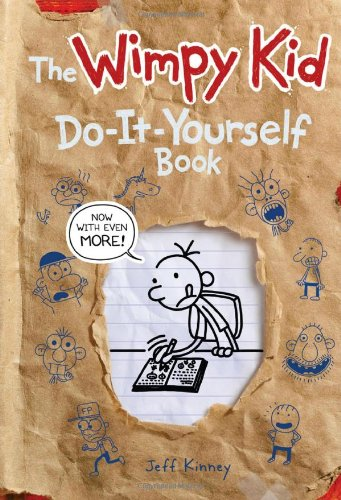 book The Wimpy Kid Do-It-Yourself Book (Diary of a Wimpy Kid)