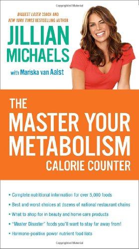 book The Master Your Metabolism Calorie Counter