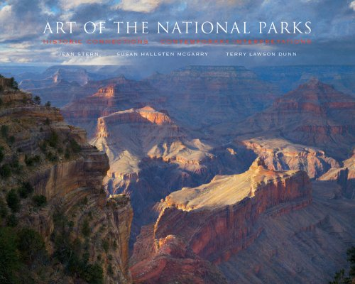 book Art of the National Parks: Historic Connections, Contemporary Interpretations