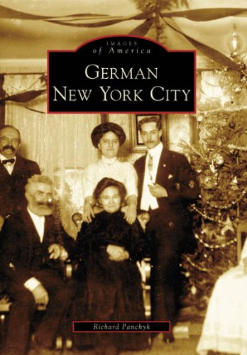 book German New York City (Images of America: New York)