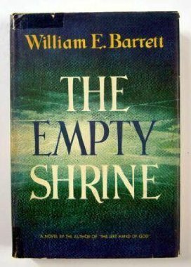 book THE EMPTY SHRINE \