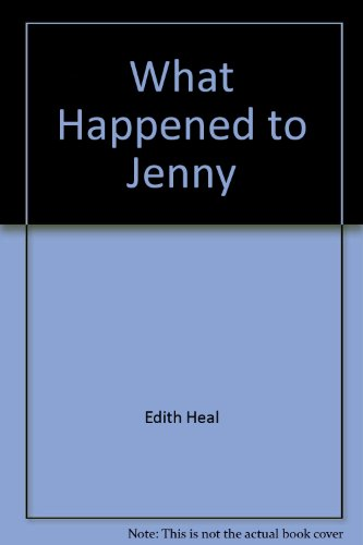 book What Happened to Jenny
