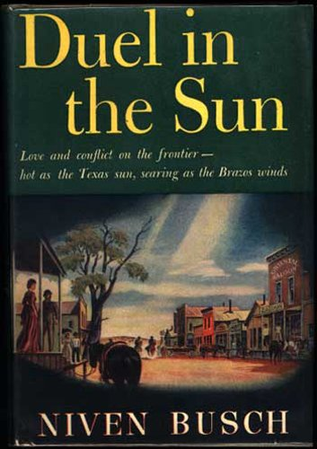book Busch, Niven: DUEL IN THE SUN