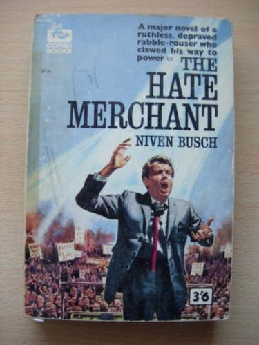 book The hate merchant (Corgi books-no.980)
