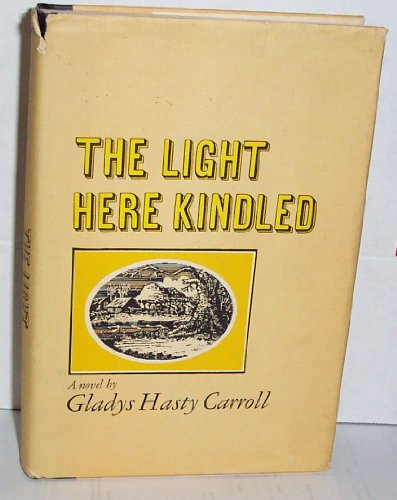 book The Light Here Kindled