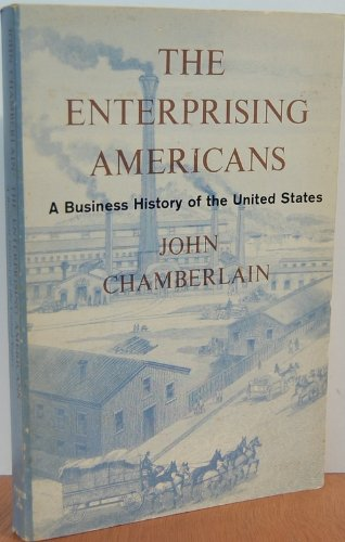 book Enterprising Americans: Business History of the United States