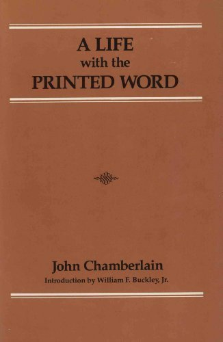 book A Life With the Printed Word