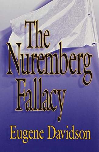book The Nuremberg Fallacy