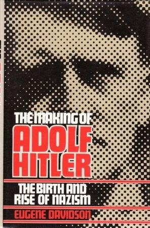 book The making of Adolf Hitler