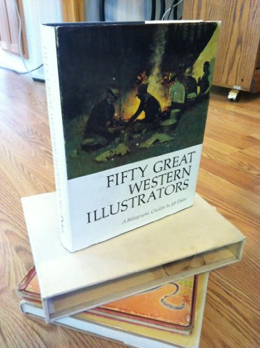 book Fifty Great Western Illustrators