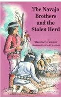 book The Navajo Brothers and the Stolen Herd