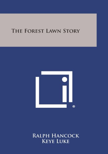 book The Forest Lawn Story