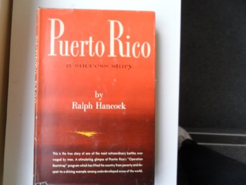 book Puerto Rico: A Success Story