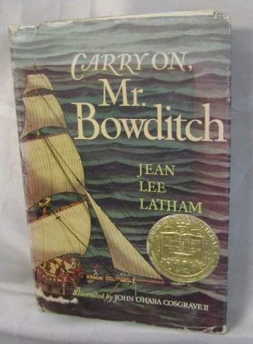 book Carry On, Mr. Bowditch [1956 Newbery Medal Winner]