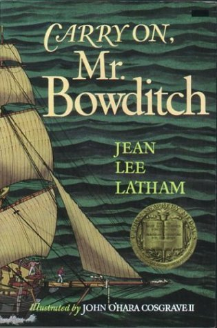 book Carry On, Mr. Bowditch by Latham, Jean Lee (1955) Paperback