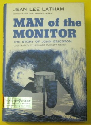 book Man of the Monitor;: The story of John Ericsson
