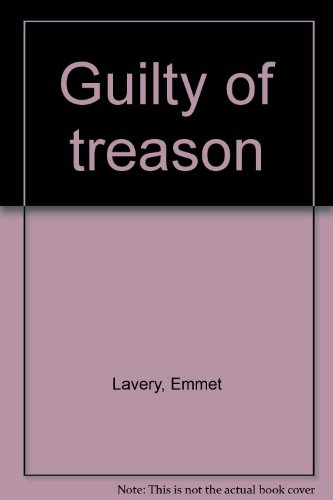 book Guilty of treason