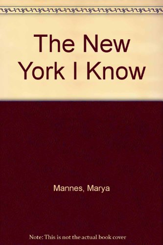 book The New York I Know