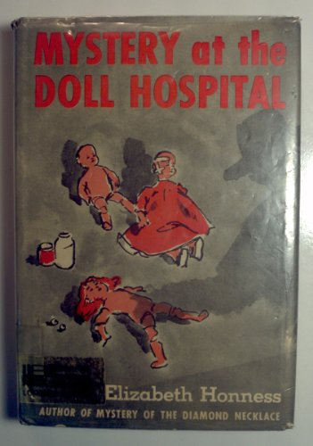 book Mystery at the Doll Hospital