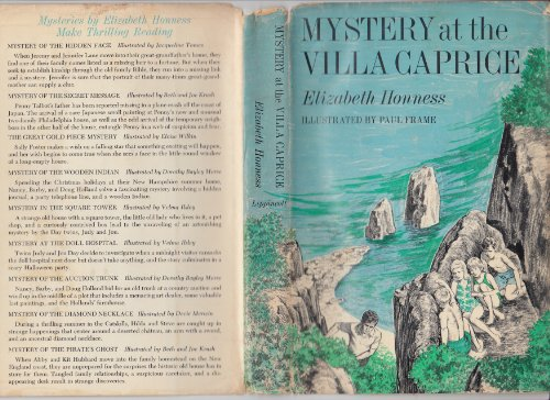 book Mystery at the Villa Caprice