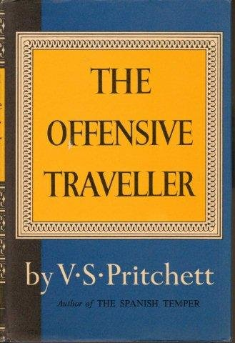 book The Offensive Traveller