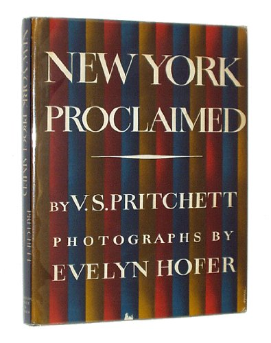book New York Proclaimed