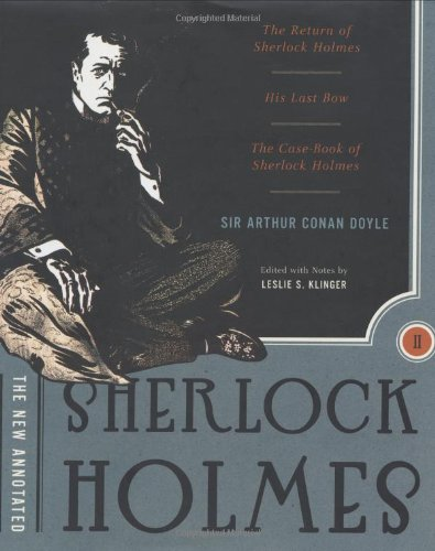 book The New Annotated Sherlock Holmes: The Complete Short Stories (2 Vol. Set)
