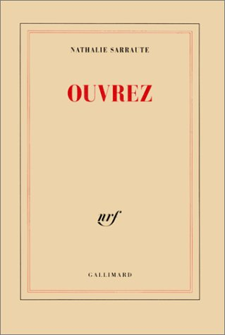 book Ouvrez (French Edition)