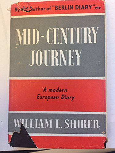 book Mid-century Journey Import