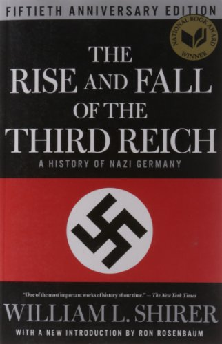 book The Rise and Fall of the Third Reich: A History of Nazi Germany