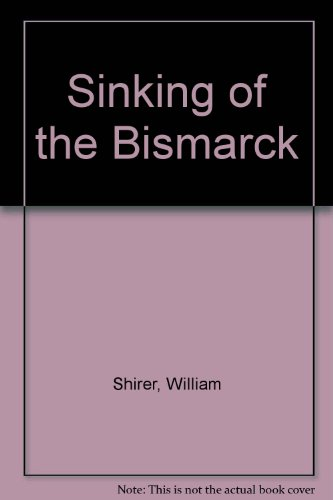 book Sinking of the Bismarck
