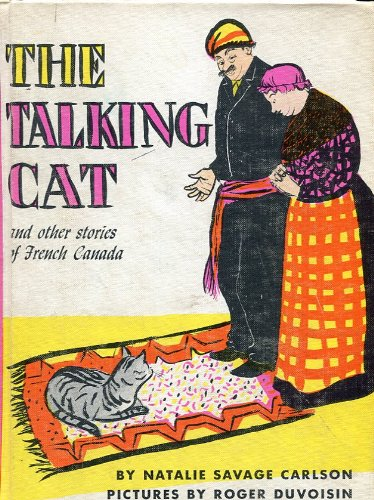 book The Talking Cat and Other Stories of French Canada