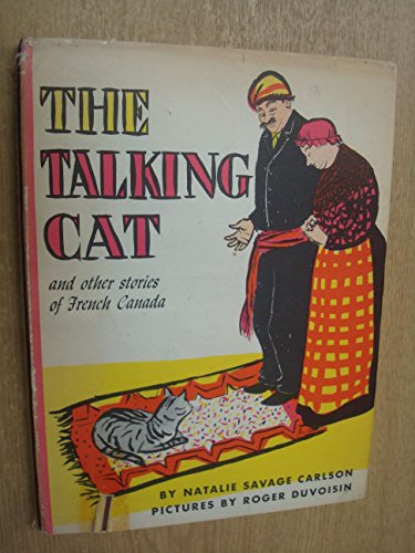 book The talking cat,: And other stories of French Canada,