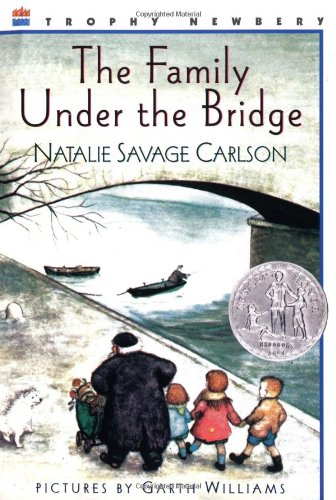 book THE FAMILY UNDER THE BRIDGE