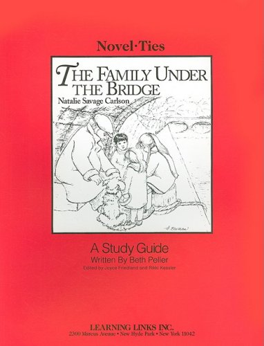 book Family Under the Bridge: Novel-Ties Study Guide