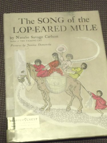 book The song of the lop-eared mule