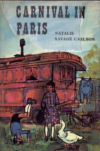 book Carnival in Paris by Carlson Natalie Savage (None) Hardcover