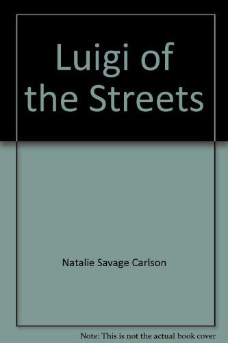 book Luigi of the Streets