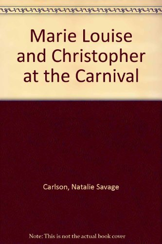 book Marie Louise and Christophe at the Carnival