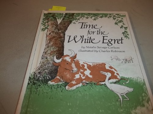 book Time for the White Egret